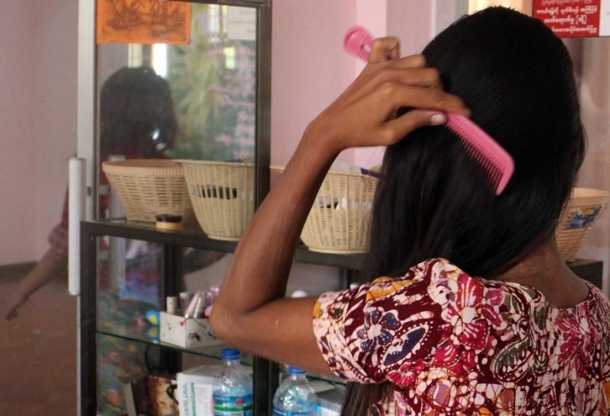 Yangon sex myanmar Burmese massage