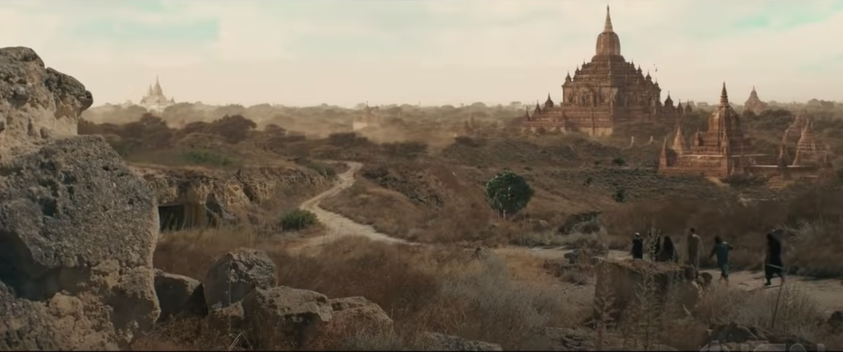 Movie site myanmar The Magical